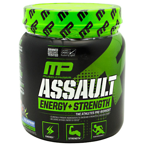 Assault Energy & Strenght